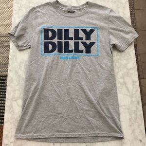 Urban Outfitters Dilly Dilly Bud Light Shirt *NEW*